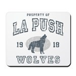 La Push Wolves Mousepad