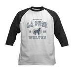 La Push Wolves Kids Baseball Jersey