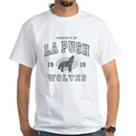 La Push Wolves White T-Shirt