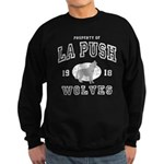 La Push Wolves Sweatshirt (dark)