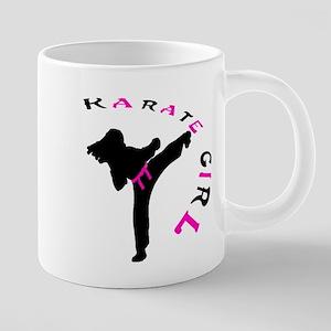 Karate 20 oz Ceramic Mega Mug