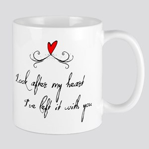 Look After Heart Mug