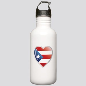 PUERTORICO Stainless Water Bottle 1.0L
