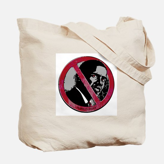 Anti-Obama Popular Tote Bag