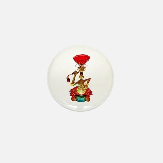 Medicine Man Mini Button