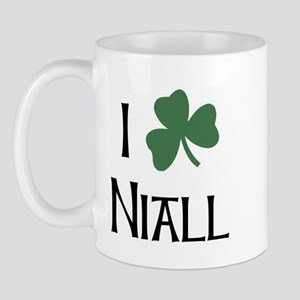 Shamrock Niall Mug
