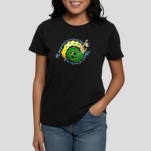 Don't get Tangled Women's Dark T-Shirt