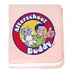 Afterschool Buddy Baby Blanket