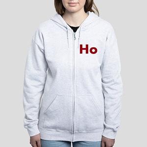 Ho Women's Zip Hoodie