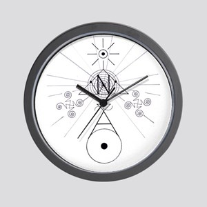 Allergy Removal Wall Clock