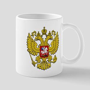 Russia Crest Mug