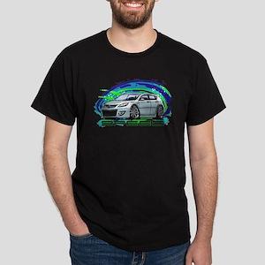 White Speed3 Dark T-Shirt
