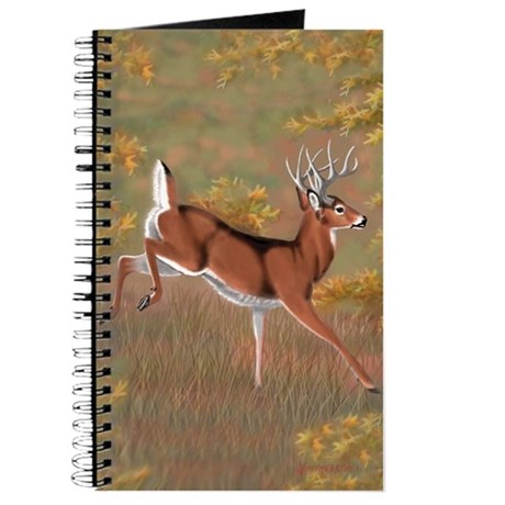 Whitetail Buck Journal
