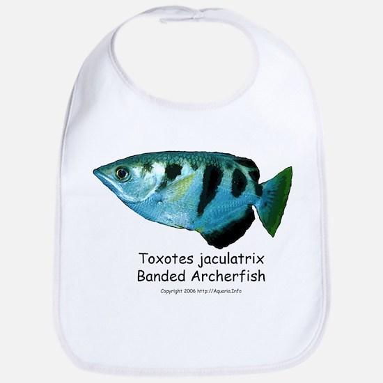 Banded Archerfish Bib