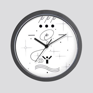 Initiatory Practice I Wall Clock