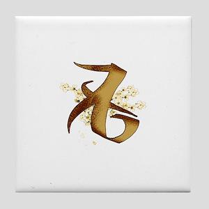 """Love"" Rune - Tile Coaster"