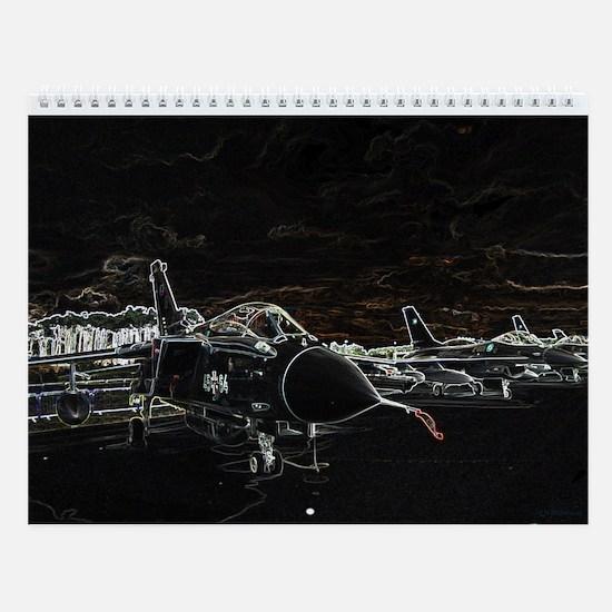 RAF Tornado Aero-Art Wall Calendar