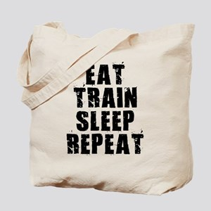Eat, Train.... Tote Bag