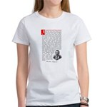 TEDDY ROOSEVELT Women's T-Shirt