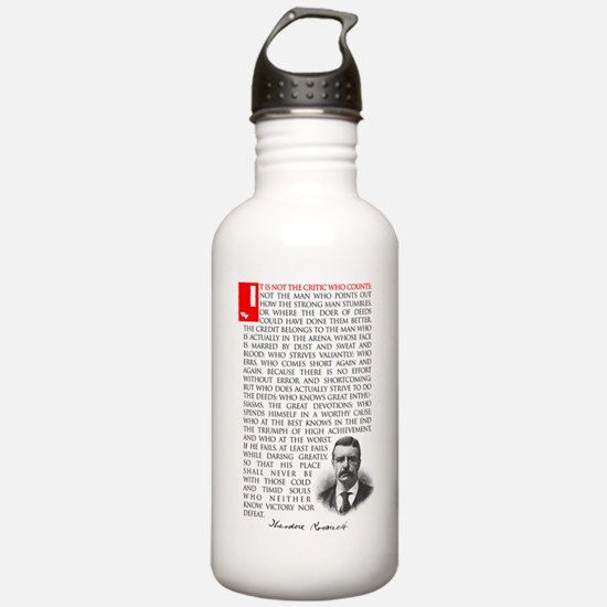 TEDDY ROOSEVELT Water Bottle