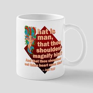 What Is Man Mug