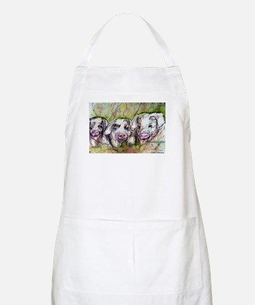 Three Little Pigs, Cute, Apron