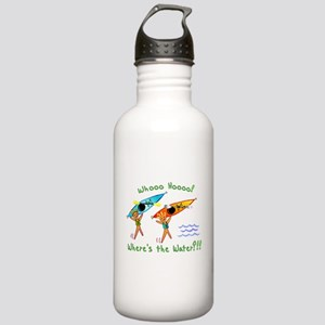 Where's the Water Stainless Water Bottle 1.0L