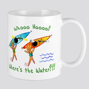 Where's the Water Mug
