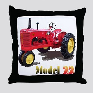 The Model 22 Throw Pillow