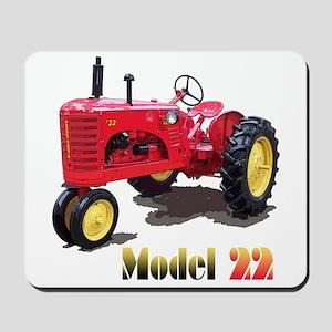 The Model 22 Mousepad