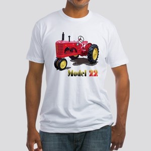 The Model 22 Fitted T-Shirt