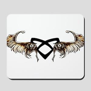 Angelic Wings - Mousepad