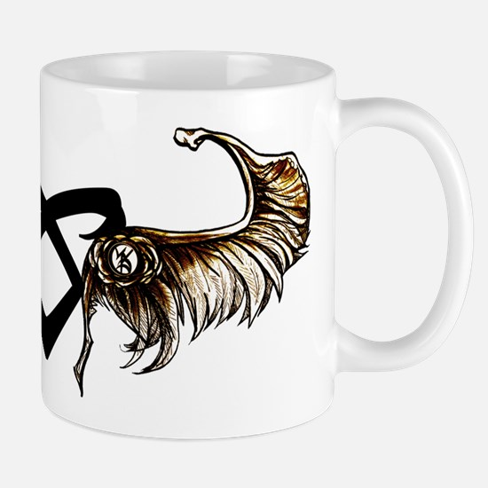 """Angelic"" Wings - Mug"