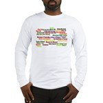 Shakespeare Plays Long Sleeve T-Shirt
