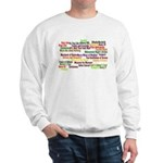 Shakespeare Plays Sweatshirt