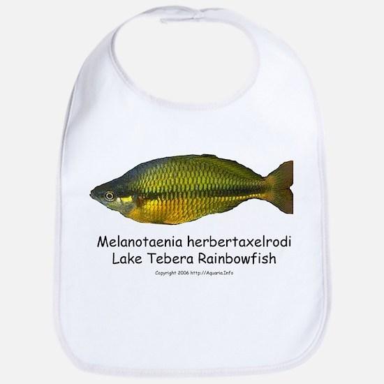 Lake Tebera Rainbowfish Bib