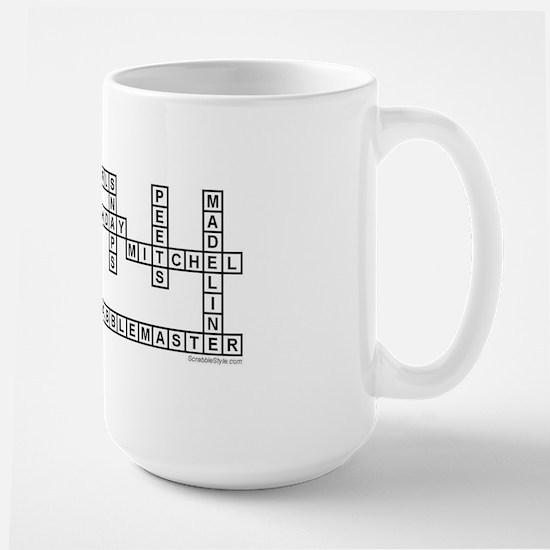 PEKAREK SCRABBLE-STYLE Large Mug