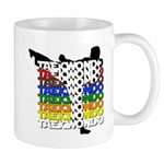 Taekwondo Colors Mug