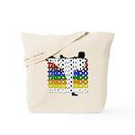 Taekwondo Colors Tote Bag