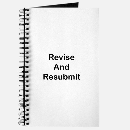 Revise and Resubmit Journal