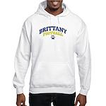 Brittany Hooded Sweatshirt
