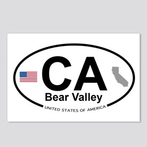 Bear Valley Postcards (Package of 8)