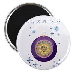 Joy To The World Magnet