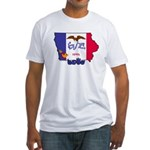 ILY Iowa Fitted T-Shirt