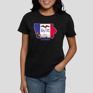 ILY Iowa Women's Dark T-Shirt