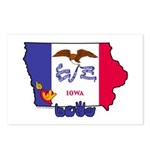 ILY Iowa Postcards (Package of 8)