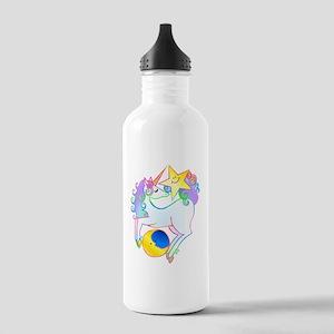 Celestial Unicorn Stainless Water Bottle 1.0L