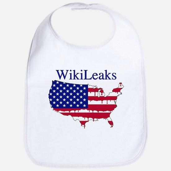 WikiLeaks America Bib