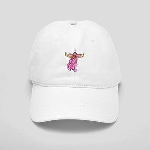 Pink Angel Cap