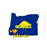 ILY Oregon Postcards (Package of 8)